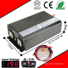 1200W DC-AC Inverter 12VDC or 24VDC to 110VAC or 220VAC Pure Sine Wave Inverter