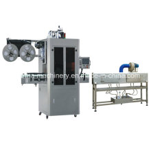 Automatic Sleeve Labeling and Label Packing Machine