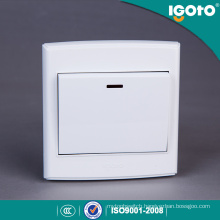 Igoto British Standard D3020 1 Gang 1 Way 20A Electrical Light Switch