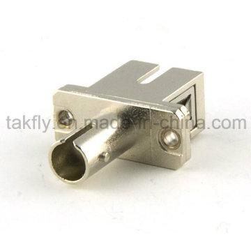 Sc-St Sm Sx Hybird Fiber Adapter / Волоконно-оптический адаптер