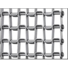 Flat Wire Mesh Belt (stainless steel 316)