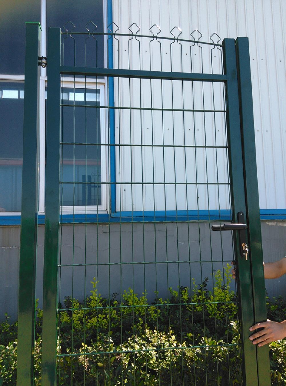 Decorative Anti-corrosion Prestige Wire Mesh with Gate China ...