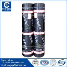 4mm SBS bitumen waterproof floor underlayment