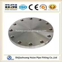 ASTM A105 A105N Forged Carbon Steel blind flange