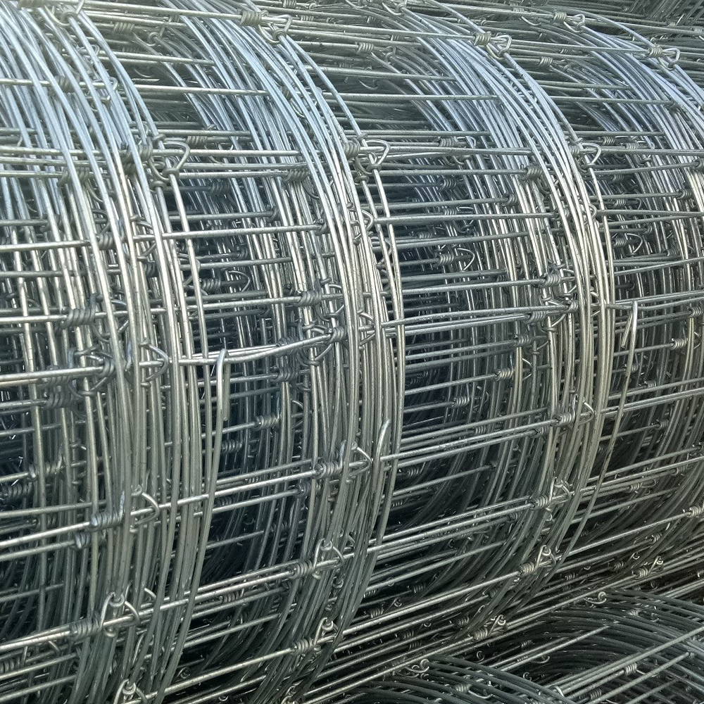 High Tensile Agricultural Field Knot Fencing