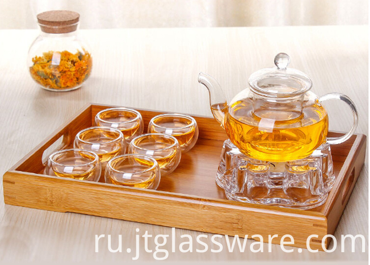 teapot warmer set with cups
