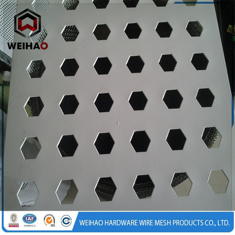 punched wire mesh 32