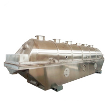 industrial commercial continuous vibration fluidized bed hot air dryer oven dehydrating machine  for borax