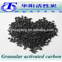 columna de carbón activado-Huayang Brand de Ningxia Supplier