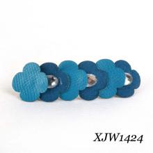 Fashion Flower Hair Jewelry/Diamond Hairband (XJW1424)