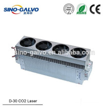 High cost-performance RF co2 laser tube
