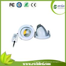 Downlight rotatoire de l'ÉPI LED de 15W 360 avec du CE RoHS approuvé