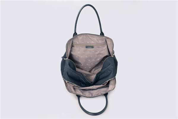 nylon foldable portable duffle travel bag