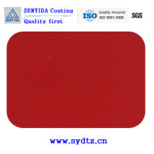 Powder Coating Paint of Fluorescent Transparent Red