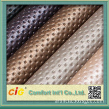 Eco-Friendly High Quality For Car Seat For Sofa Seat PVC Artifical Leather