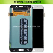 S6 края плюс G928 Samsung Дисплей для ЖК-дисплей с сенсорным Дигитайзер