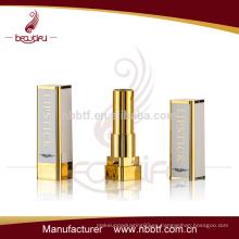 65LI22-1 Los productos calientes de China venden al por mayor la caja plástica del lápiz labial del tubo del lápiz labial