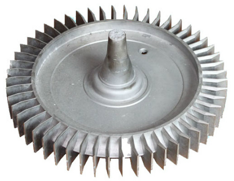 Die Casting Mold Sw030A Electrode Impeller for Siemens