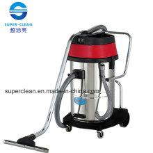 Aspirateur Wet and Dry Kimbo 60L en acier inoxydable avec inclinaison