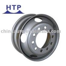 rueda de acero