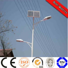 Réverbère solaire en aluminium lumineux superbe de conception de 5 ans LED pour la route