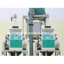 3-10 Tonnen pro Tag Maisfräsmaschine, hohe Qualität bei der Installation