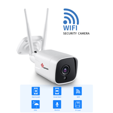 Wifi Kamera für Home Security 2MP Outdoor