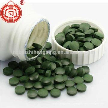 Wholesale spirulina tablet 400mg/tablet