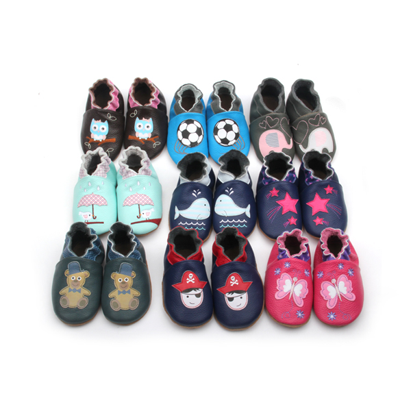 Baby Products Footwear Baby Leather Shoes