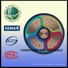 Estado GRID ACSR conductor desnudo ACSR Conductores de aluminio