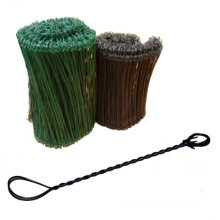 Plastic Coated Loop Tie Wire