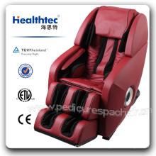 Cadeira de massagem gravidade zero 3D com ventilação de ar (WM003-S)