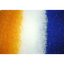 Blue/White/Orange Silica Gel Desiccant
