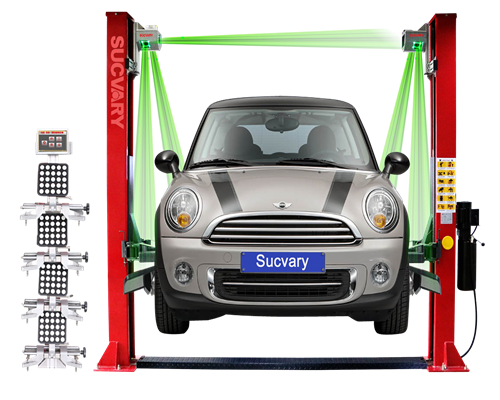 Hot 5D Wheel Alignment Machine