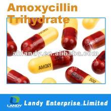Grânulos Compacte Amoxicilina Tri-hidratada
