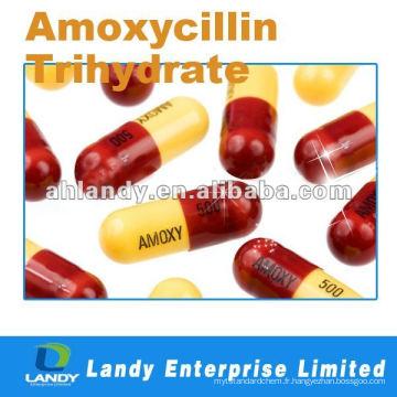 Stable Quality Amoxicillin powder