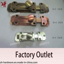 Pó de montagem da porta de liga de zinco e parafuso de montagem da janela (ZH-8072)