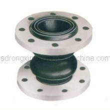 KST-F Type Double Ball Rubber Expansion Joint Flanged Ends