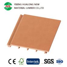Panel de pared al aire libre compuesto plástico de madera con alta calidad (HLM2)