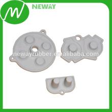 Diseño Profesional Botón superior de goma conductora de palanca