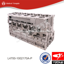 Блок двигателя Yuchai YC6L L4700-1002170A-P