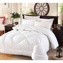 Cheap Price White Color Patchwork Bed Quilt