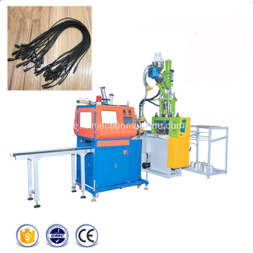 Bullet Seal String Hang Tag Injection Molding Equipment