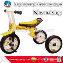Heiße Verkaufs-Kind-Plastikfahrt auf Auto-Spielzeug, preiswertes Kind-Dreirad