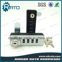 Master Key Metal Combination Cabinet Lock