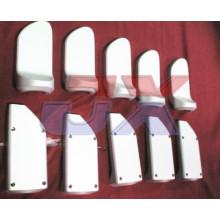 Pièce de usinage de commande numérique par ordinateur de tôle d'OEM / pièce en aluminium usinée par commande numérique par ordinateur