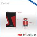 1300mAh große batterie kreative öltank RDA struktur vaporizer mechanische mod
