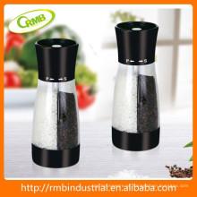 Duo-manual de sal e pimenta moinho