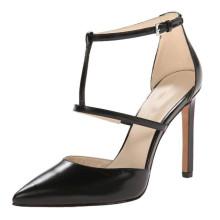 2016 neue Art der Art- und WeiseAbsatz-Dame-Kleid-Schuhe (A 67)