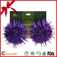 Colorful Organza Decorations Fancy Bow for Gift